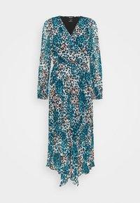 DKNY - Day dress - ivory gemstone black multi - 5