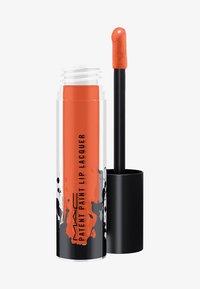 MAC - PATENT PAINT LIP LAQUER - Lip gloss - painted desert - 0