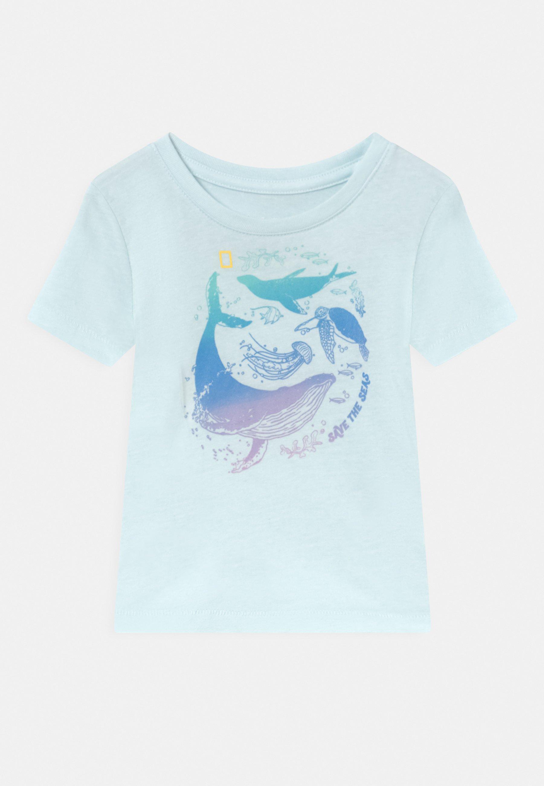 Kids NATIONAL GEOGRAPHIC TODDLER GIRL SUMMER  - Print T-shirt