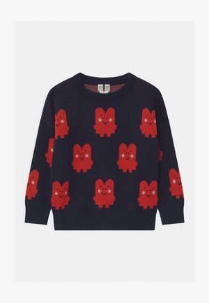 UNISEX - Jumper - blue dark