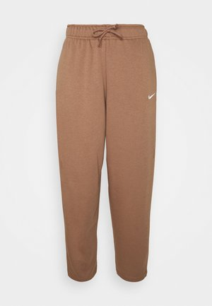 Tracksuit bottoms - archaeo brown