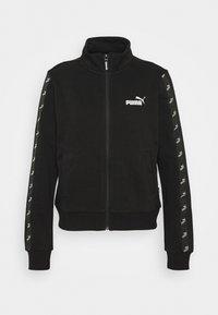 Puma - AMPLIFIED TRACK JACKET - Training jacket - black - 4