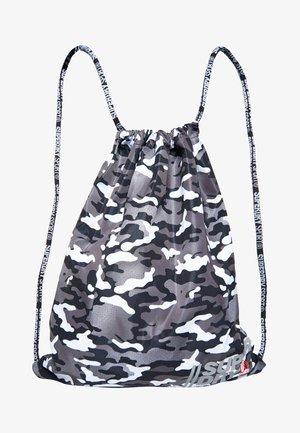 SUPERDRY - Drawstring sports bag - snow camo