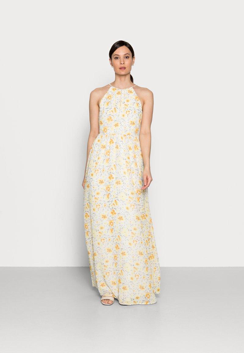 Anna Field - Maxi dress - white/yellow