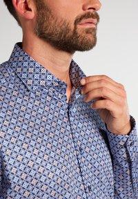 Eterna - MODERN FIT - Formal shirt - marine - 2