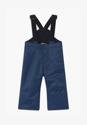 UNISEX - Snow pants - dress blues