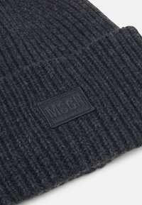 Moss Copenhagen - KARA BADGE - Beanie - grey - 2