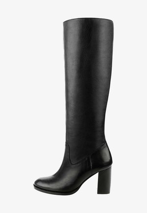 OAGGIANO - High heeled boots - black