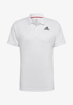FREELIFT TENNIS POLO SHIRT HEAT.RDY - Polo shirt - white