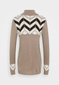 Daily Sports - CARIN UNLINED - Sweter - hazel - 7