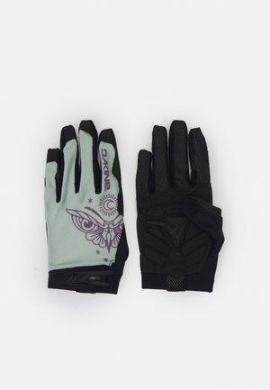 WOMENS AURA GLOVE - Gloves - sage/moth