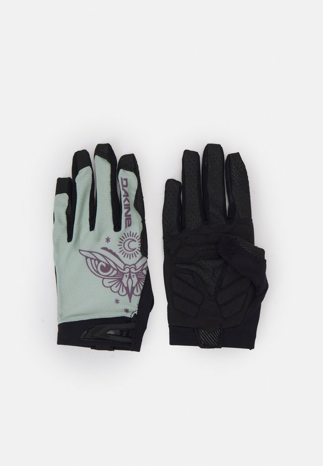 WOMENS AURA GLOVE - Sormikkaat - sage/moth