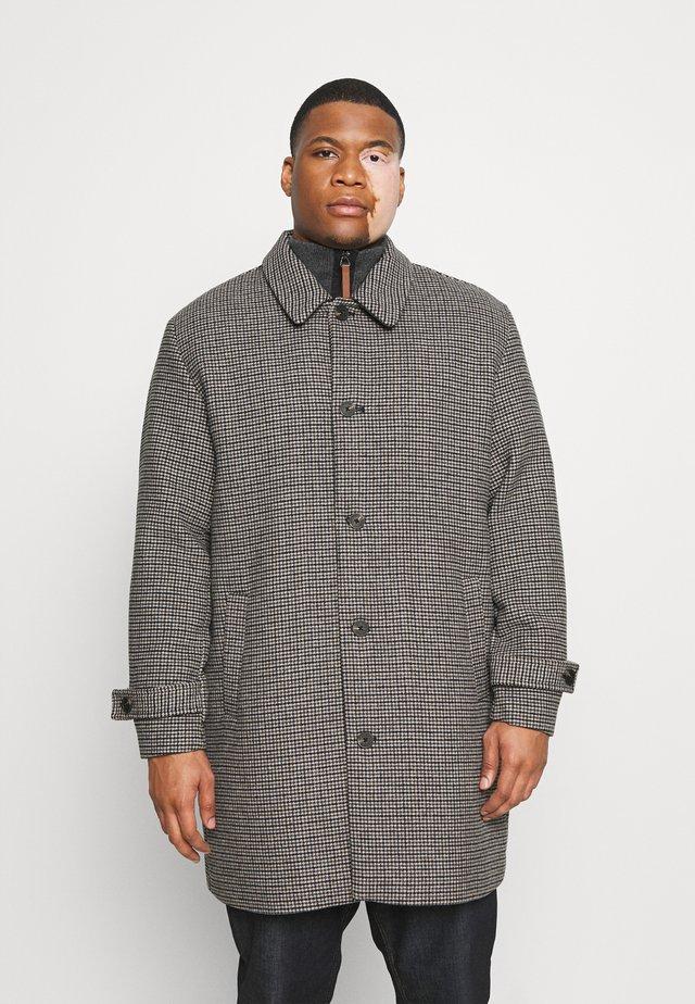 JORTURNER - Classic coat - brown stone