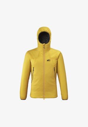 Veste de survêtement - jaune