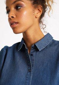 Pimkie - Button-down blouse - dunkelblau - 3