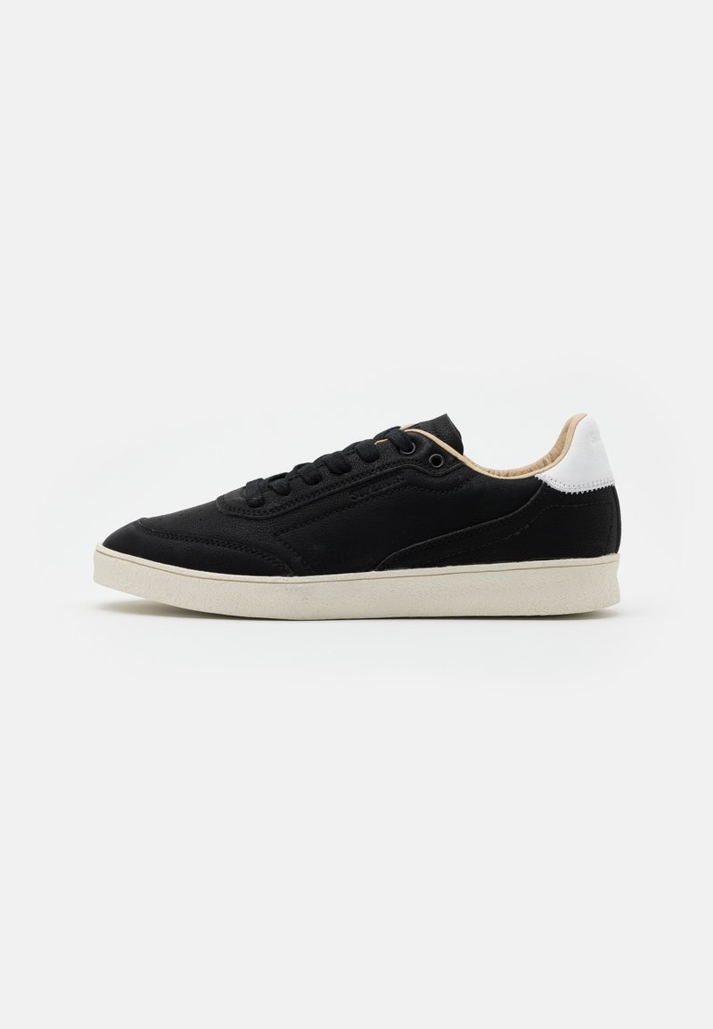Superdry - SLEEK - Trainers - black