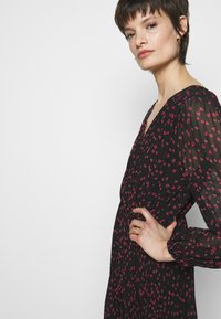 DKNY - Day dress - black rudolph/red powder/pink multi - 4