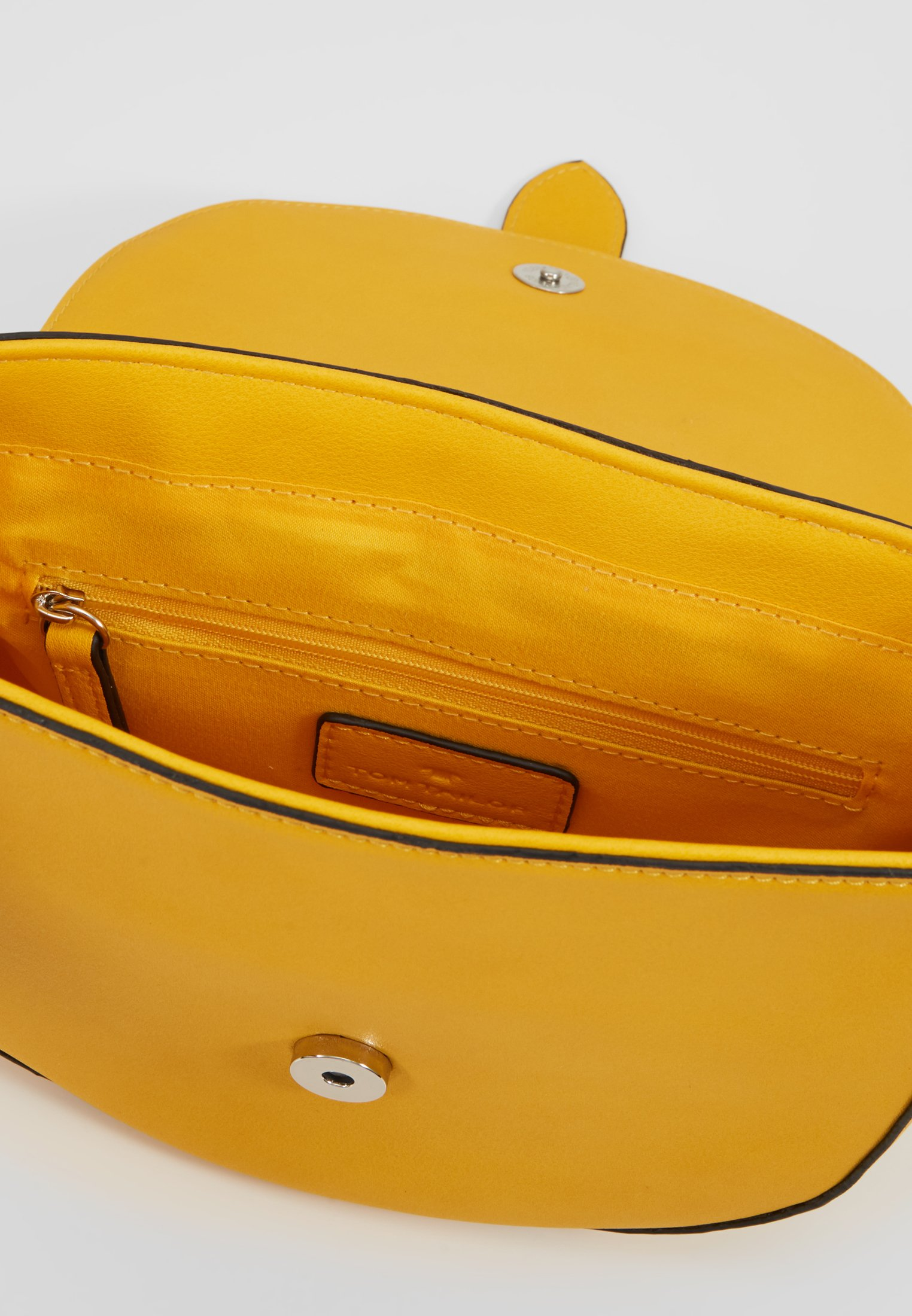 TOM TAILOR MATERA - Skulderveske - yellow/gul Rd0v8uh6dKaQfxu