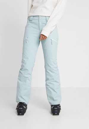 LENADO PANT - Skibukser - cloud blue