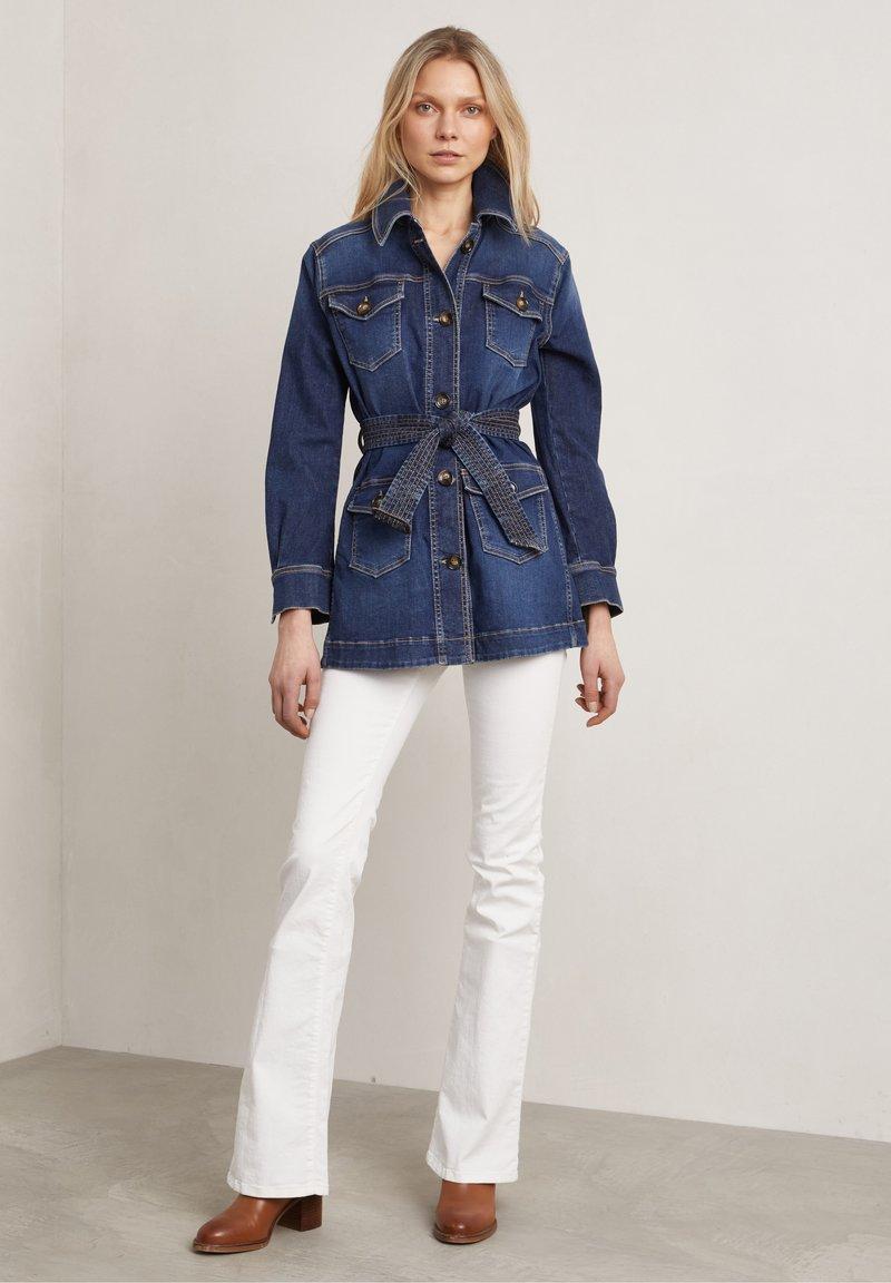 Hunkydory - Denim jacket - mid blue