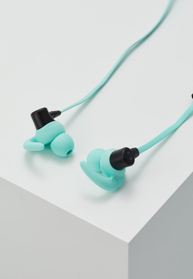 LACE WIRELESS SPORTS EARBUDS - Headphones - peppermint