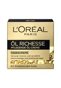 L'Oréal Paris - OIL RICHESSE OIL CREAM  - Face cream - - - 1