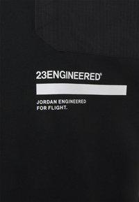 Jordan - T-shirt con stampa - black/white - 2