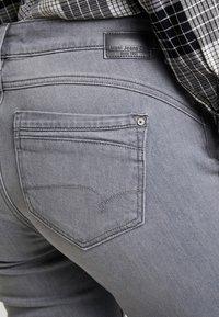 Mavi - ADRIANA - Jeans Skinny Fit - grey sporty - 3