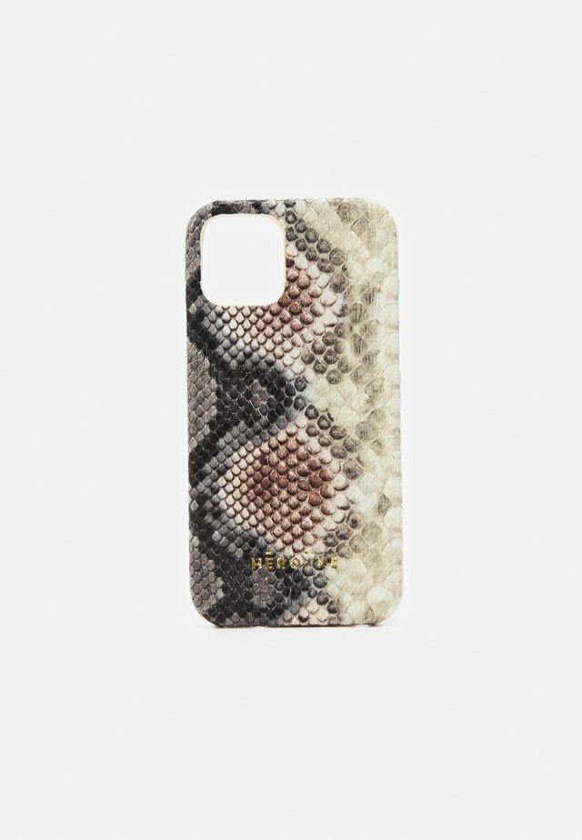 YUNA IPHONE CASE - Telefoonhoesje - rose/grey