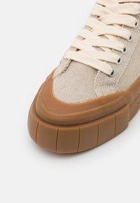 Good News - PALM UNISEX - Baskets montantes - beige - 5