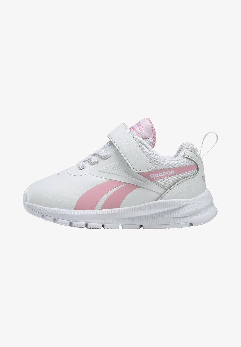 Reebok - REEBOK RUSH RUNNER 3 SHOES - Sneakersy niskie - white
