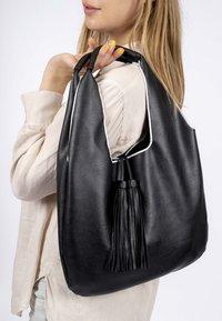 Emily & Noah - Tote bag - black - 0