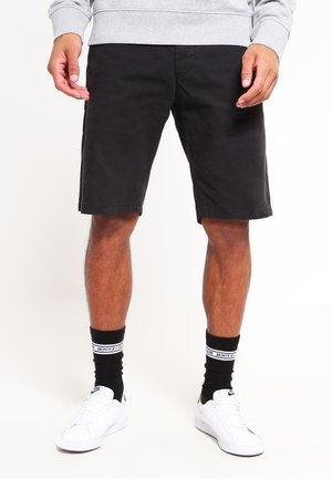 JOHNSON MIDVALE - Shortsit - black