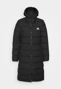 adidas Performance - FOUNDATION PRIMEGREEN JACKET - Down coat - black