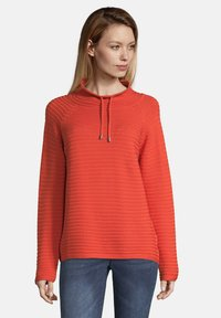 Cartoon - Jumper - orange - 0