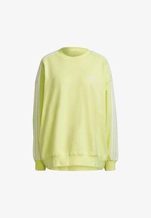 OVERSIZED - Sweatshirt - pulse yellow
