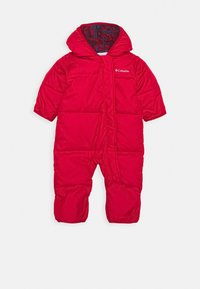 Columbia - SNUGGLY BUNNY BUNTING - Snowsuit - mountain red - 0