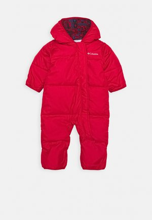 SNUGGLY BUNNY BUNTING - Snowsuit - mountain red