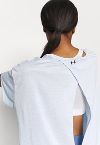 Under Armour - TECH VENT  - Basic T-shirt - isotope blue - 3