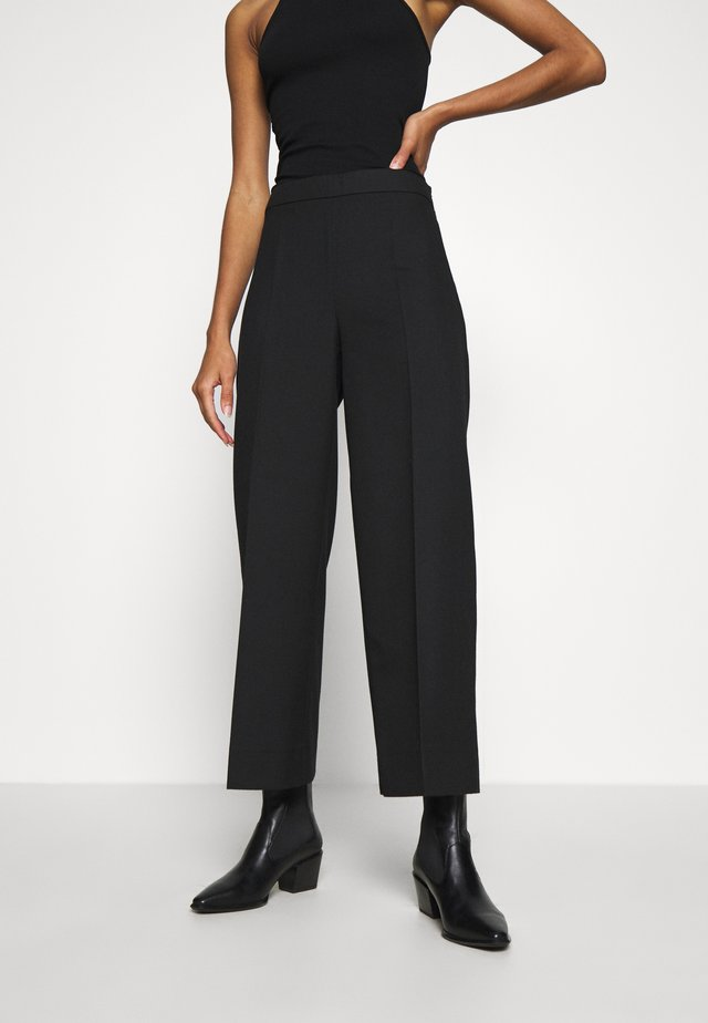 WATSON TROUSERS - Trousers - black
