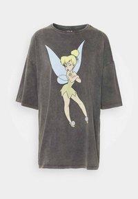 Even&Odd - Print T-shirt - anthracite - 4