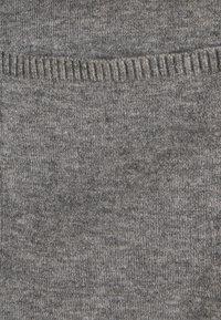 Object Petite - OBJTHESS CARDIGAN - Cardigan - medium grey melange - 2