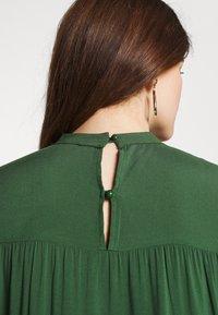 Trendyol - Maxi dress - emerald green - 4