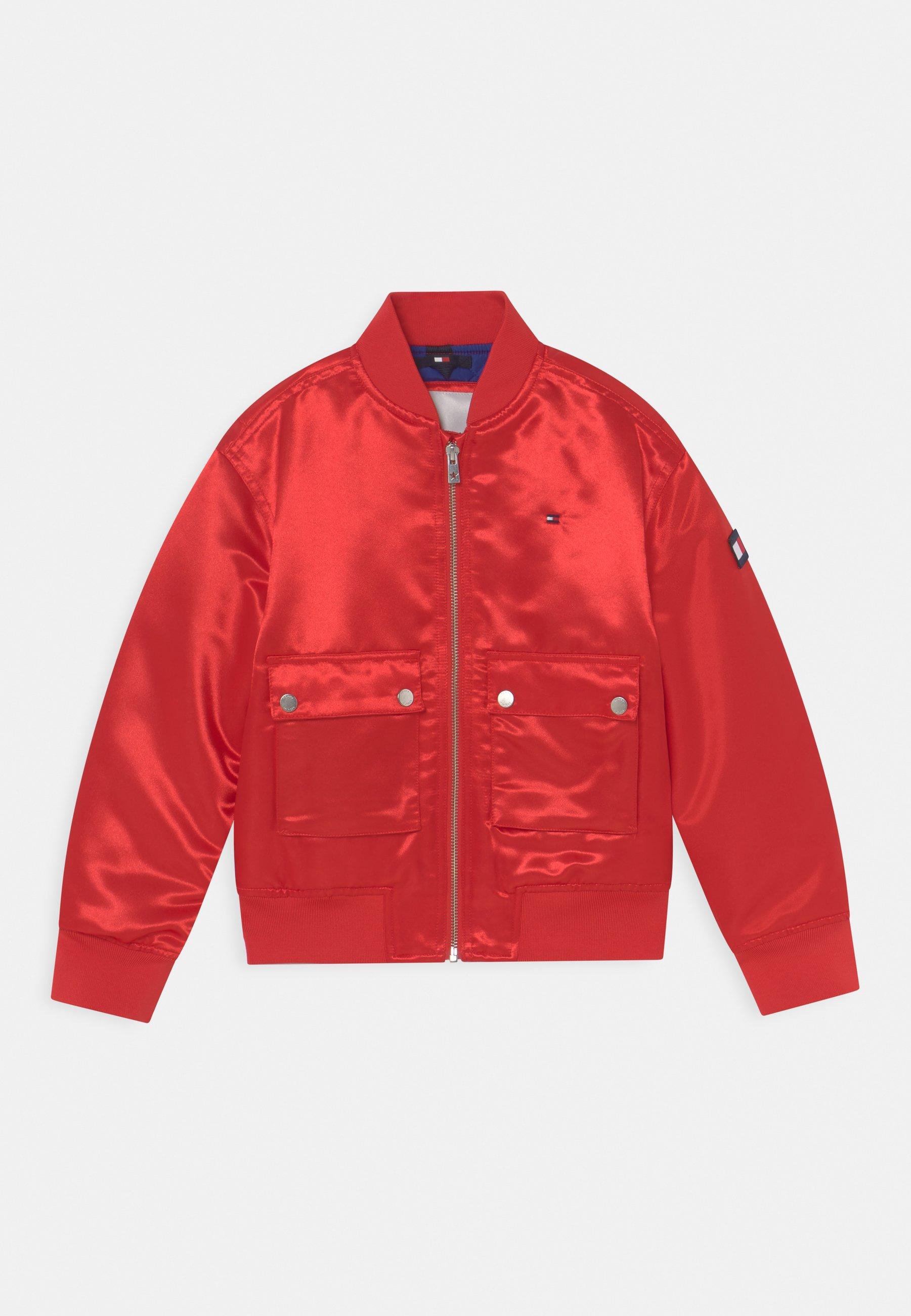 Kids VARSITY SHINY - Winter jacket