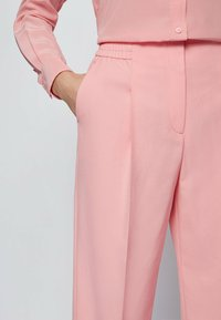 BOSS - Trousers - pink - 3