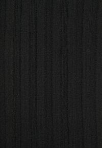 4th & Reckless - SARA BODYSUIT - Basic T-shirt - black - 2