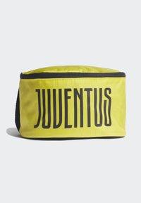 adidas Performance - JUVE WASHKIT - Wash bag - yellow - 3