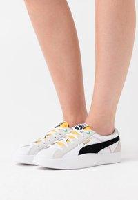 Puma - LOVE  - Trainers - white/black - 0