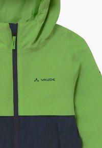 Vaude - KIDS HYLAX 2L - Hardshell jacket - apple - 3