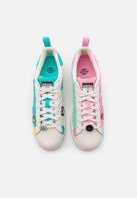 adidas Originals - ARIZONA VOL II UNISEX - Matalavartiset tennarit - chalk white - 3